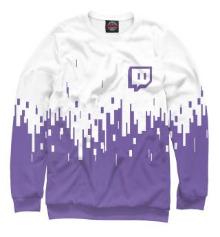 Одежда с принтом Twitch (335418)