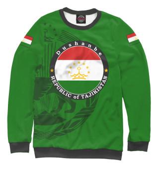 Одежда с принтом Таджикистан (226469)
