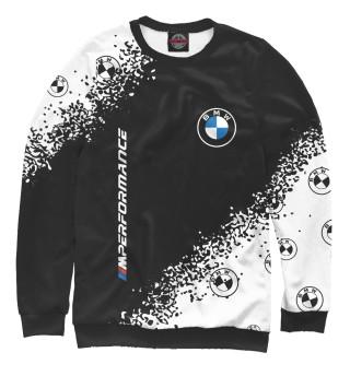 Одежда с принтом BMW / БМВ