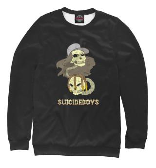Одежда с принтом SUICIDEBOYS