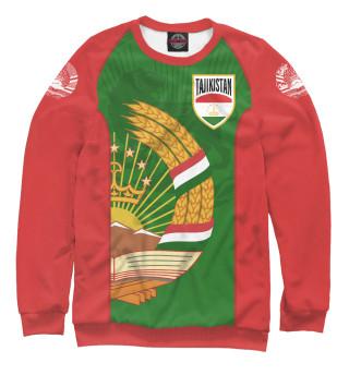 Одежда с принтом Tajikistan (440395)