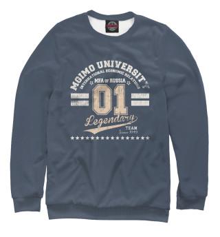 Одежда с принтом Факультет МЭО МГИМО (884343)