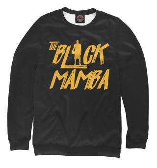 Одежда с принтом The Black Mamba