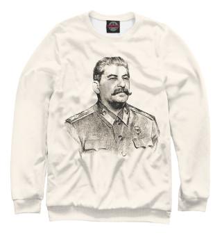 Одежда с принтом Сталин (150838)