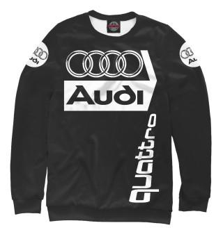 Одежда с принтом Audi (235630)