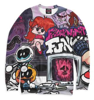 Одежда с принтом Friday Night Funkin (937585)