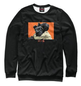 Одежда с принтом Остров собак (517954)