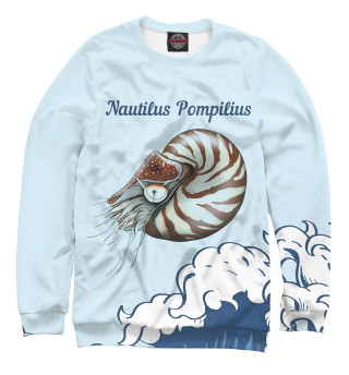 Одежда с принтом Наутилус Помпилиус (319280)