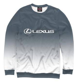 Одежда с принтом Lexus / Лексус