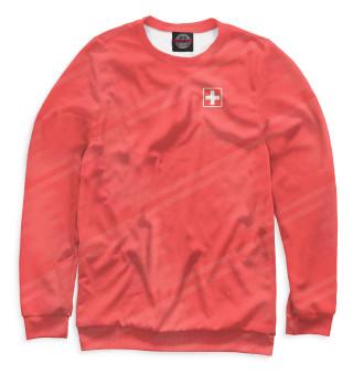 Одежда с принтом Сборная Швейцарии (796385)