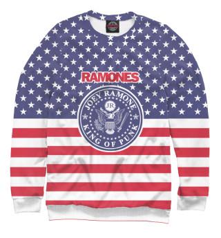 Одежда с принтом Ramones (620602)