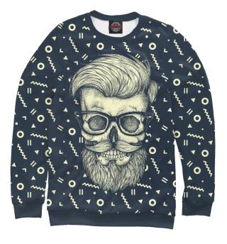 Одежда с принтом Hipster is Dead