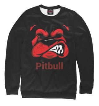 Одежда с принтом Pit bull (506178)