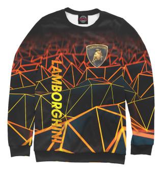 Одежда с принтом Lamborghini | Ламборджини (450328)