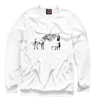 Одежда с принтом Banksy (246885)