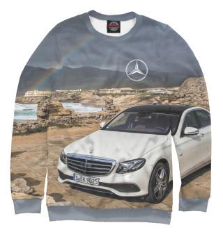 Одежда с принтом Mercedes (243328)
