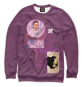 Одежда с принтом Даня Милохин (220170)