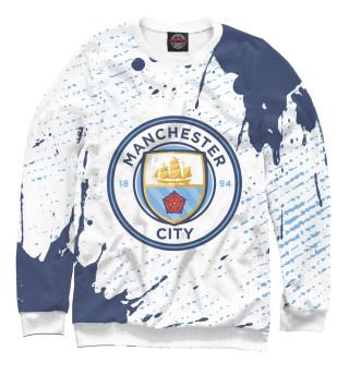 Одежда с принтом Manchester City (867677)