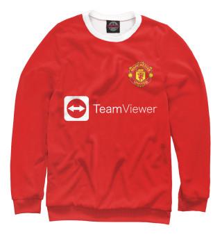 Одежда с принтом Manchester United форма