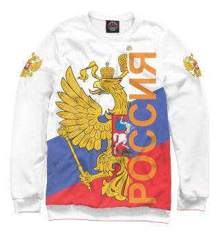 Одежда с принтом Россия (928467)