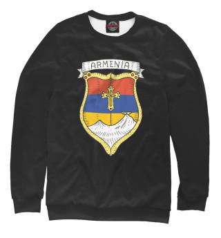 Одежда с принтом Армения (594268)