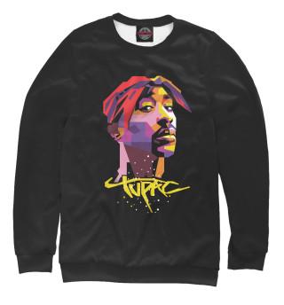 Одежда с принтом Tupac (273522)