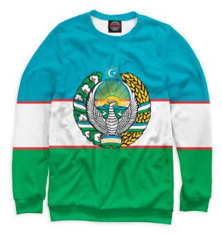 Одежда с принтом Узбекистан (245249)