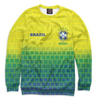 Одежда с принтом Сборная Бразилии (153735)