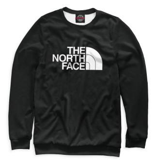Одежда с принтом The North Face (386449)