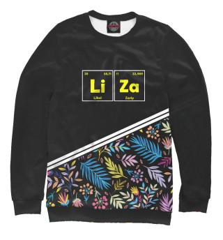 Одежда с принтом Лиза (415972)