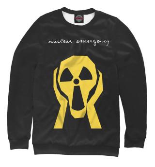 Одежда с принтом Радиация (457427)